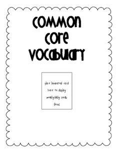 Kindergarten Math & Language Arts Common Core Checklists