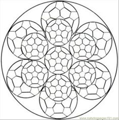 Design, print and color your own mandalas online. download
