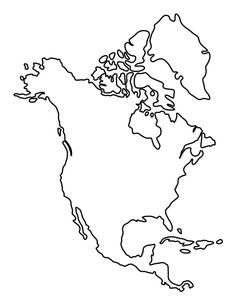 Australia pattern. Use the printable outline for crafts