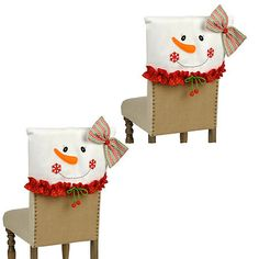 kirklands christmas chair covers danish rocking 1000+ images about on pinterest | navidad, natal and snowman