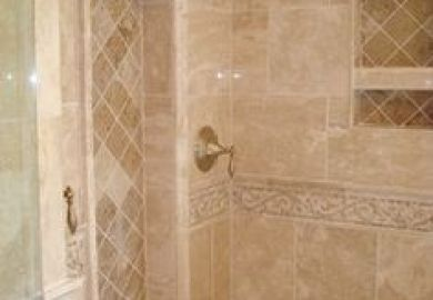 Small Master Bathroom Shower Designs