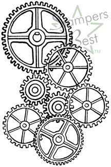 Bought mechanical toy to examine the gears how they work