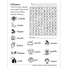 Free printable word search featuring French foods: 27