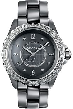 1000 Ideas About Chanel Watch On Pinterest Diamond