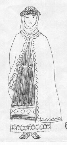 1000+ images about Kyivan ( Keivan) Rus Medieval clothing