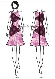 Ikat Weaving dress by Ivonne  batik  Pinterest  Ikat