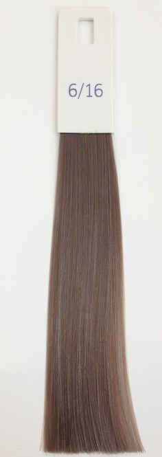 Vopsea par ILLUMINA 676  blond inchis maro violet  haircut  Pinterest  Blond Blondes and Dark