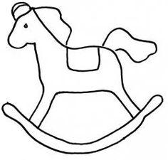 1000+ images about Applique-rocking horses on Pinterest
