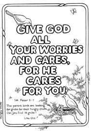 DONE. 2014 Bible Memory Verse Coloring Page. Psalm 139:14