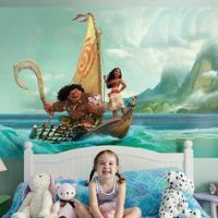 Beautiful Disney Moana Bedroom Decor for Sweet Princess Dreams