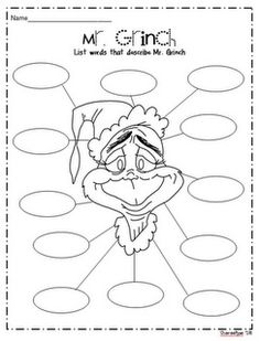Top 20 Free Printable Dr. Seuss Coloring Pages Online