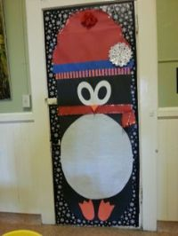 1000+ images about classroom: January door decor on ...