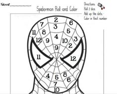 1000+ images about Preschool: Spiderman on Pinterest