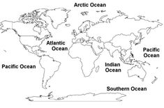 Continents, World maps and Maps on Pinterest