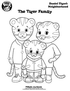 Has the Tiger family become a part of your family? You can