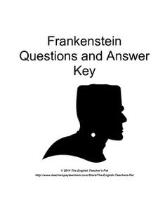 1000+ images about {Teaching} Frankenstein on Pinterest