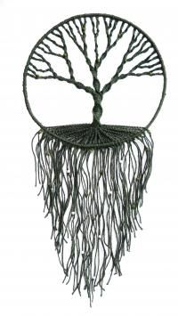 Tree of life, Macrame wall hangings and Of life on Pinterest