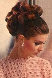 1000 1960s updos