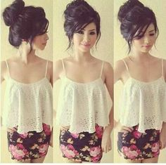 Easy Cute Fast Hairstyles For School?? My Hair Sideswept And Much!