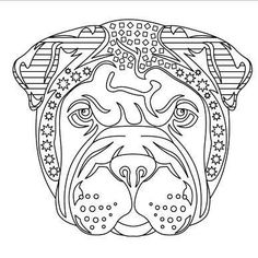 Adult Colouring~Cats~Dogs ~Zentangles on Pinterest