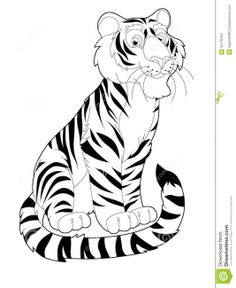 Free Clipart Rainforest Jungle Animals Cartoon Drawings