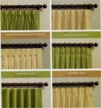 1000+ images about Curtain rods & headings on Pinterest ...