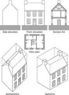 1000+ images about Orthographic Drawing on Pinterest