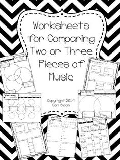 Note, Worksheets and Free printable on Pinterest