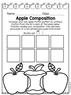free quarter note/8th note pair activity with a Halloween