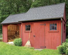 Cool Garden Sheds Gardens House And The Shutter