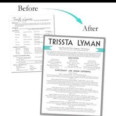 Resume templates, Resume and Free printable resume on