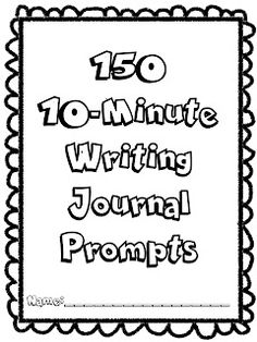 A fun way to practice writing at home! Free Writing Menu
