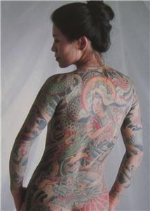 Tattoos I like on Pinterest | Irezumi, Japanese Tattoos and Demon Tat…