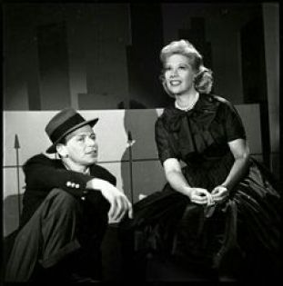 Image result for dinah shore and frank sinatra