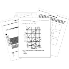 Free #atoms worksheets from NewSullivanPrep.com #chemistry
