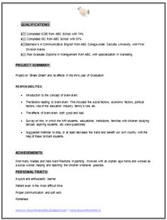Experienced MBA Marketing Resume Sample Doc 1 Career