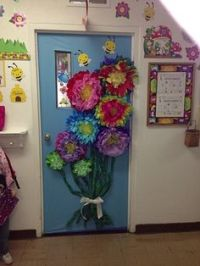 1000+ images about Fall classroom doors decorations on ...