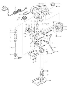 Orthographic drawing of nintendo controller by J. Paricio