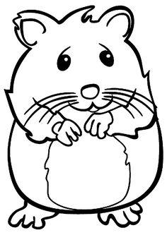 Pets Theme Preschool Spinning Hamster on wheel craft http