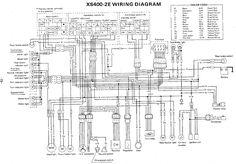 1981 Yamaha Xs400 Wiring Diagram 1981 Honda Cb750 Wiring