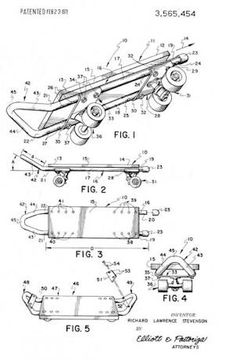 Ptak Science Books: Mall-Mortuary Faces on Robot Patent