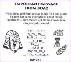 Family Tree Ruth and Boaz-Salmon the father of Boaz, Boaz