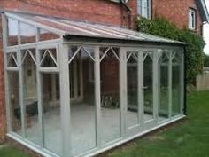 Image Result For Wooden Conservatories On Victorian Terraced