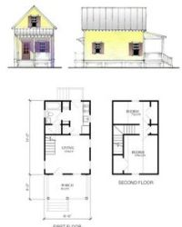 1000+ images about Tiny Abode on Pinterest | Cottage Floor ...