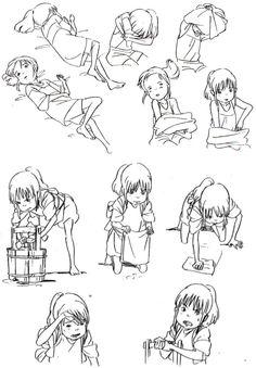 """""""Princess Mononoke もののけ姫"""" by 宮崎 駿 Hayao Miyazaki"""