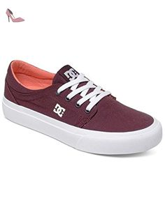 dc shoes trase tx low top shoes chaussures basses femme chaussures