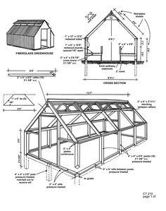 Ultimate greenhouse! Solar power heats animals then animal