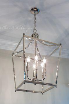 Kichler Lighting Basford Distressed Antique Gray Pendant Light