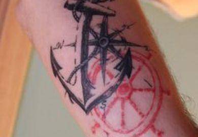 Brujula Tattoo Ideas Pinterest