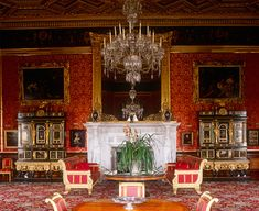 1000 Images About Interiors Of Castles Amp Stately Homes On